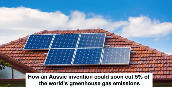 how an aussie invention could soon cut 5% of the world's greenhouse gas emissions