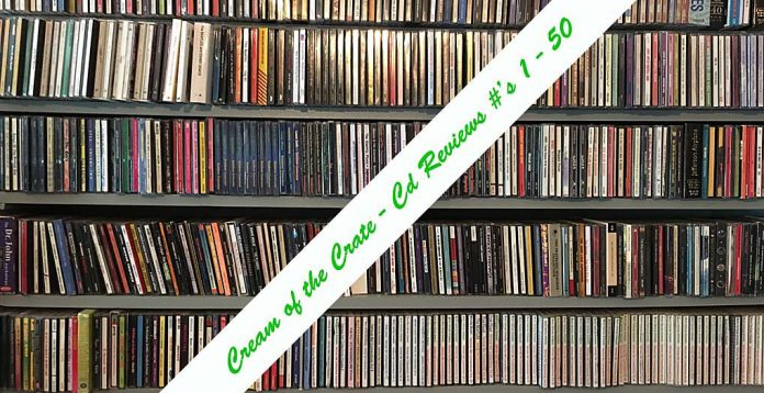 cream of the crate archive : cd reviews #1 to 50