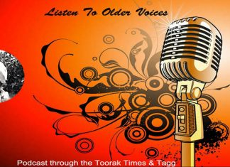 listen to older voices: veronica ireland – part 1