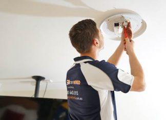 when do you call an electrician in the eastern suburbs?