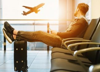 are you a traveller? airports that offer lockers for storage