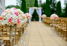 how to plan a wedding in a small budget