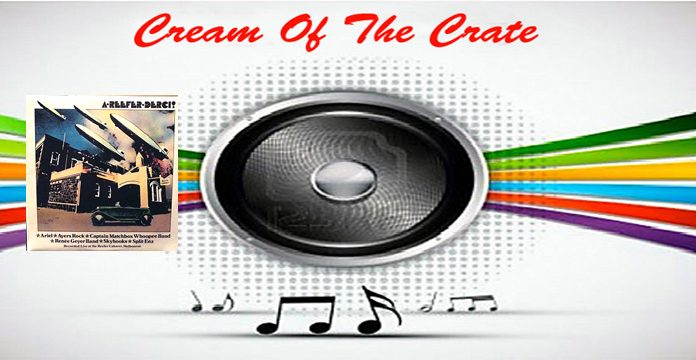 cream of the crate: album review #115 – a reefer derci: various artists