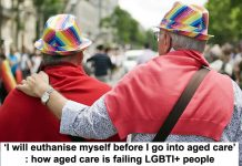 'i will euthanise myself before i go into aged care': how aged care is failing lgbti+ people