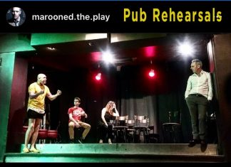 the benefits to the many of  pub theatre