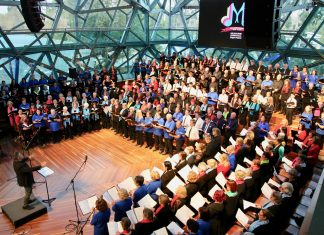 Melbourne International Singers Festival