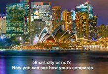 smart city or not? now you can see how yours compares