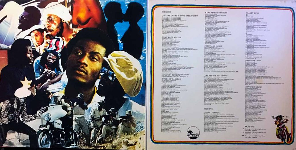cream of the crate: album review #107 – jimmy cliff (and others): the harder they come