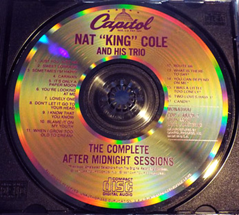 cream of the crate: album review # 127 – nat king cole: the complete after midnight sessions