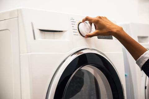 benefits of a getting your clothes cleaned & dried by a laundry service