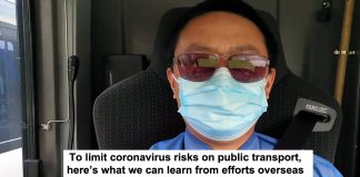to limit coronavirus risks on public transport, here's what we can learn from efforts overseas