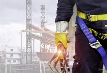 the difference between fall protection anchor points and horizontal lifeline