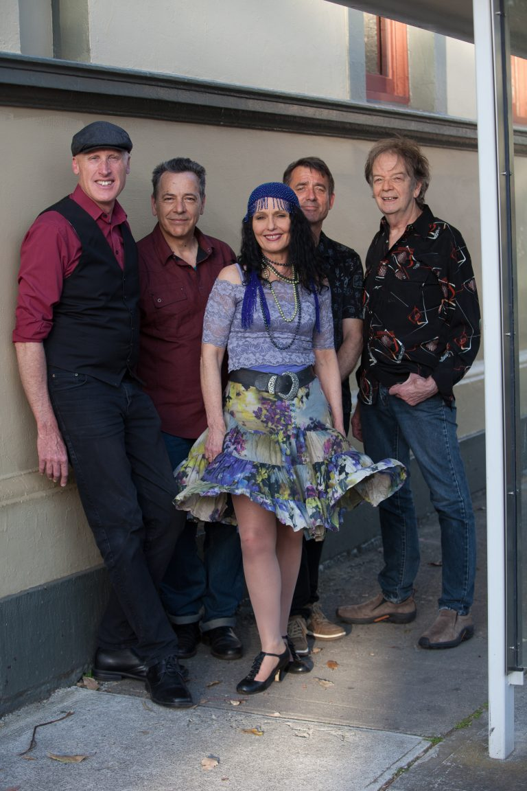 Kelly Auty Band – Kelly's Blues