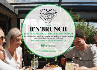 r'n'brunch: bottomless brunching at the belle!