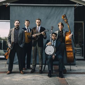 the punch brothers perform 'passepied' live @ melbourne recital centre