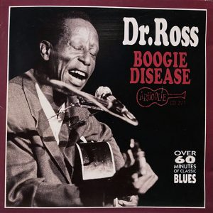 cream of the crate: album review # 146 – dr. ross: boogie disease