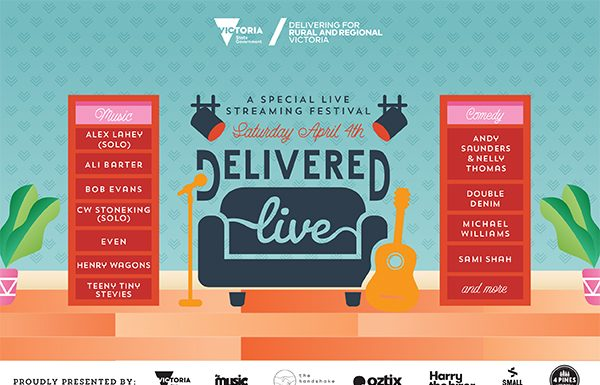 brand new aussie streaming festival to take place this weekend
