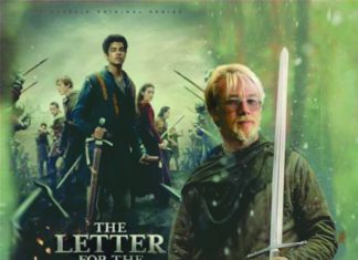 the letter for the king  (2020 netflix original)