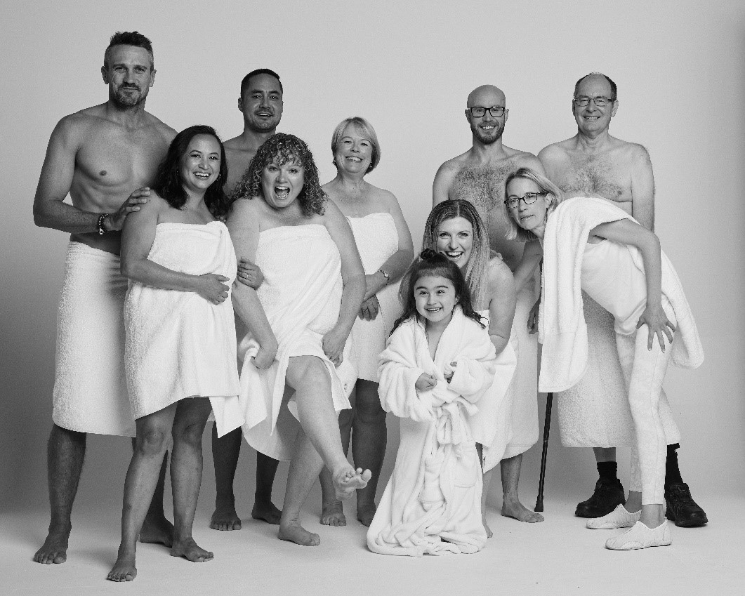 towel challenge raising vital awareness and funds for stroke