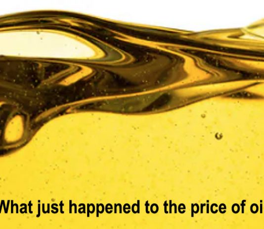 what just happened to the price of oil?