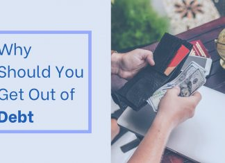 Why should you get out of debt