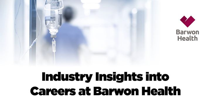 careers at barwon health – fb live event!