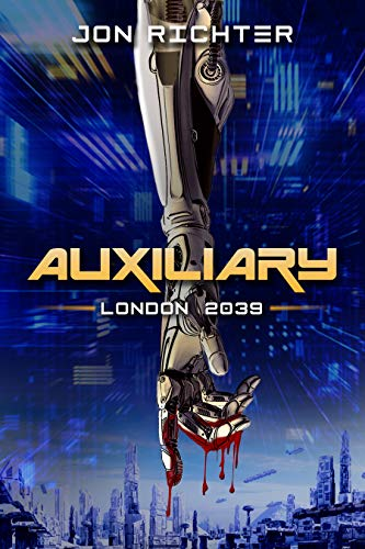 book review: auxiliary: london 2039 by jon richter