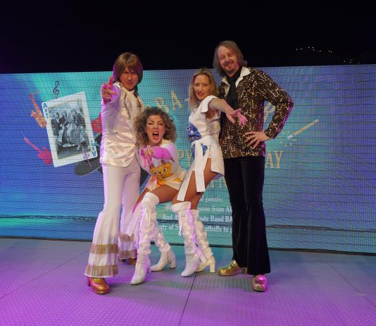 the ultimate abba pyjama party presented by babba