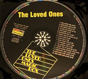 cream of the crate: album review # 165 – the loved ones: magic box