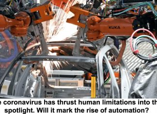the coronavirus has thrust human limitations into the spotlight. will it mark the rise of automation?