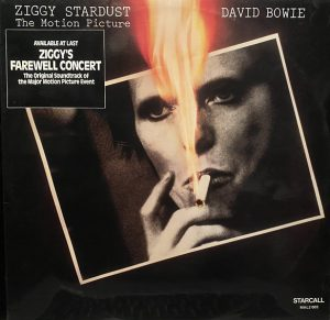 cream of the crate: album review # 168 – david bowie: ziggy stardust [the motion picture]