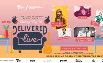 delivered live happening 9th may! ✨??