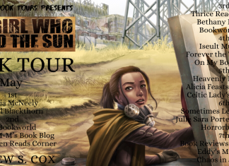 book review: the girl who found the sun by matthew s. cox