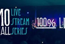what's 100% live streaming @ memo?