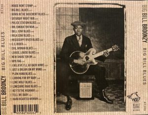 cream of the crate: album review # 157 – big bill broonzy: big bill's blues (his 23 greatest songs)