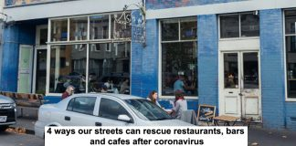 4 ways our streets can rescue restaurants, bars and cafes after coronavirus