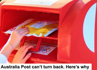 australia post can't turn back. here's why
