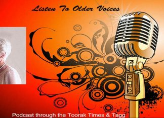 listen to older voices: marjorie collins – part 2