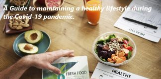 a guide to maintaining a healthy lifestyle during the covid-19 pandemic