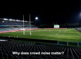 why does crowd noise matter?