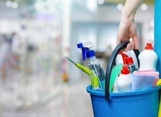 know about the four major house cleaning agents