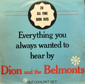 cream of the crate: album review # 192 – dion and the belmonts: everything you always wanted to hear