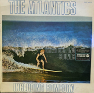 cream of the crate review # 201 : the atlantics – great surfing sounds of the atlantics