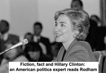 fiction, fact and hillary clinton: an american politics expert reads rodham