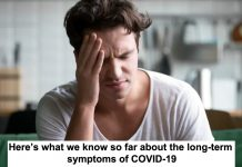 here's what we know so far about the long-term symptoms of covid-19