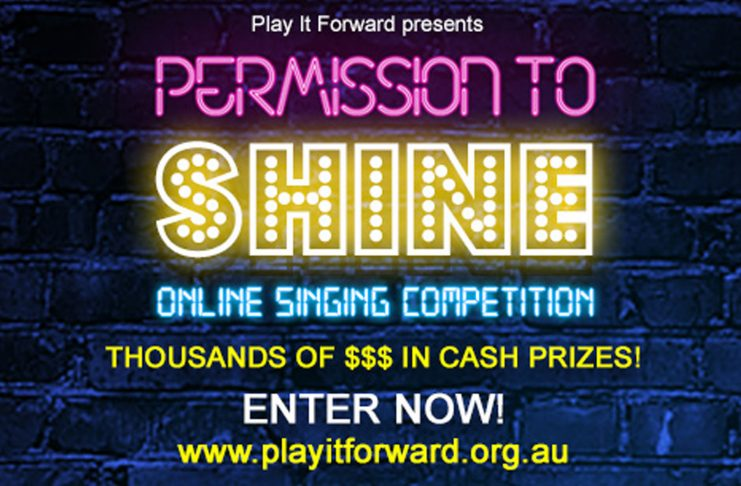 permission to shine round two is calling all pop, soul and folk singers