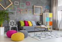 how to use colour tastefully in interior design