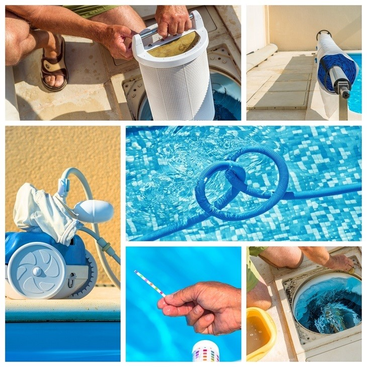 how does fiberglass pool resurfacing help?