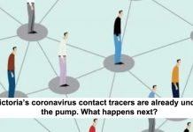 victoria's coronavirus contact tracers are already under the pump. what happens next?