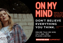 on my mind – mental health and wellbeing workshops for the music industry